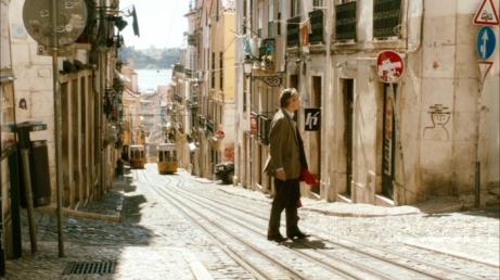 """dal film """"Treno di notte per Lisbona"""""""