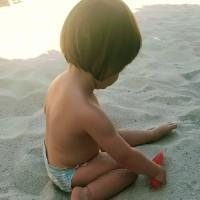La sabbia, il mare e la prossima volta