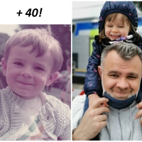 Quarant'anni. Tutti miei.
